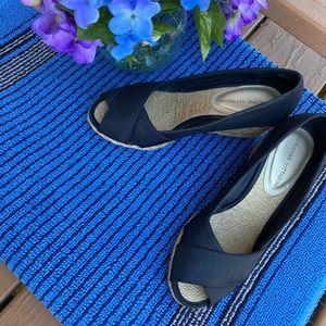 Adrienne Vittadini wedge sandal
